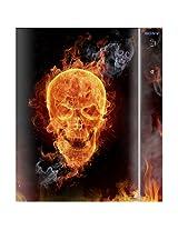 GameRigs PS3 Skull Fire Battleskin