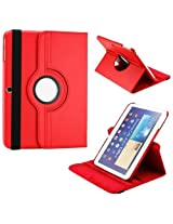 Generic 360 Degree Rotating Carry Case Cover With Stand For Samsung Galaxy Tab3 Tab 3 10.1 P5200 P5210 P5220 + Screen Guard