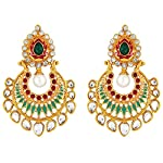 Gold Gold Plated Alloy Fashion Dangle & Drop Earring