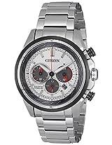 Citizen Chronograph White Dial Men's Watch - CA4241-55A