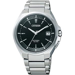 【クリックで詳細表示】[シチズン]CITIZEN 腕時計 ATTESA アテッサ Eco-Drive エコ・ドライブ 電波時計 ATD53-3052 メンズ