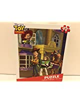 Toy Story Puzzle 48 Piece Woody, Buzz, Rex, Jessie, And Bullseye