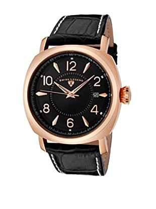 Swiss Legend Reloj Executive Negro