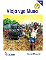 Vioja vya Musa (Swahili Edition)