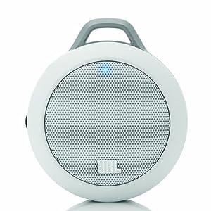 JBL Micro II Portable Speaker (White)