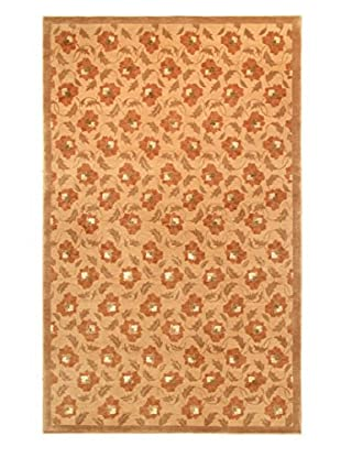 Roubini Tibetan Super Fine Collection Hand-Knotted Rug, Multi, 5' x 8'