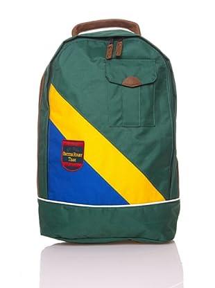 Pepe Jeans London Mochila Aroon Bag (Verde Oscuro)