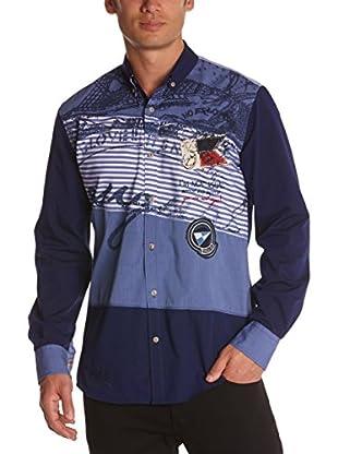 Desigual Camisa Hombre Loveboat