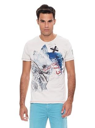 Pepe Jeans London Camiseta Gaines (Beige)