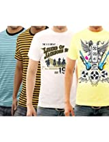 Funktees Best Price Original 100% Cotton L Size T-shirts For Men