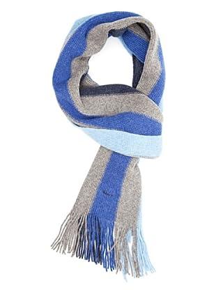 Gant Bufanda Rayas (Azul)