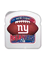 ICUP NFL New York Giants Sandwich Box, Multicolor