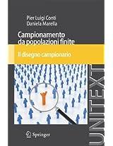 Campionamento da popolazioni finite: Il disegno campionario (UNITEXT)