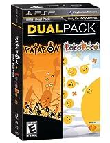 Dual Pack - Patapon & LocoRoco (PSP)
