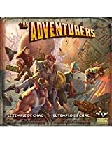 Alderac Entertainment Group The Adventurers And The Temple Of Chac