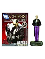 DC Chess Figure & Collector Magazine #26 Alfred Pennyworth White Pawn