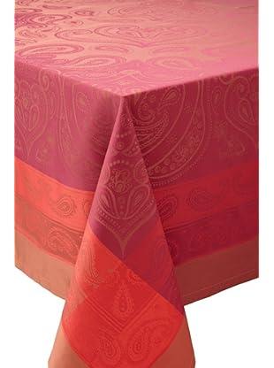 Garnier-Thiebaut Pashmina Table Cloth (Acajou)