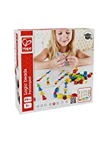 Hape - Home Education - Logic Beads Wooden Matching Game