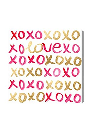 Oliver Gal Artist Co. Love XO, Multi, 20
