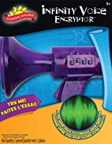 Scientific Explorer Infinity Voice Encryptor, Multi Color