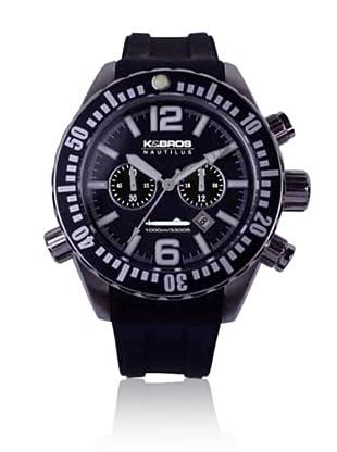 K&BROS Reloj 9900 (Negro)
