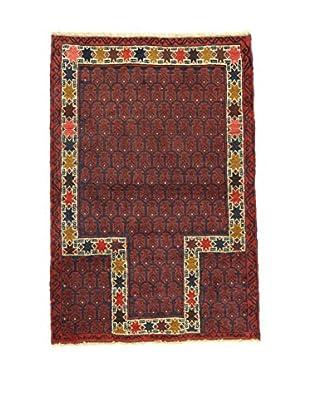 Eden Teppich Beluc mehrfarbig 90 x 135 cm