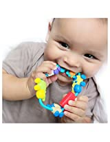 Nuby Farm Animals Soothe-A-Loop Teether