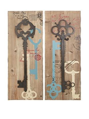 Mercana Set of 2 Abierto Panels