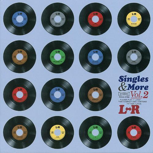 『Singles & More Vol.2』 L⇔R Open Amazon.co.jp