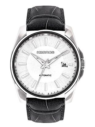 K&BROS 9474-2 / Reloj de Caballero piel
