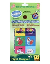 RunBugz Anti Mosquito Patch (Colour May Vary)