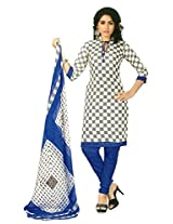 Shree Ganesh Clothing Women Crepe Salwar Suit Dress Material (M-4288 _Multi-Coloured _Free Size)