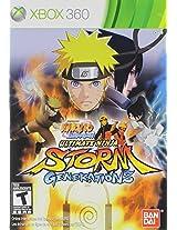 Naruto Shippuden Ultimate Storm Generations (Xbox 360)