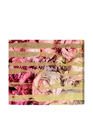 Oliver Gal Fields of Rose Canvas Art