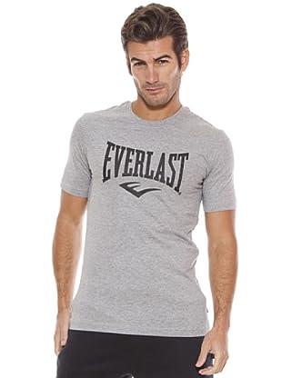 Everlast T-Shirt Lam (hellgrau/schwarz)