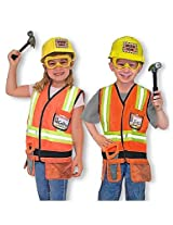 Childs Construction Worker Costume