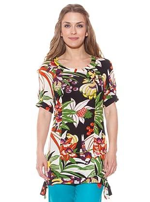 Divina Providencia Camisa Mujer Tropical