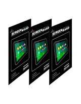 Screenward (Pack of 3) Screen Protector Scratch Guard For Samsung Galaxy Note 10.1 2014 Edition (SM-P601)