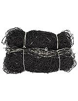 Supreme Men's Nylon Football Net Standard Black