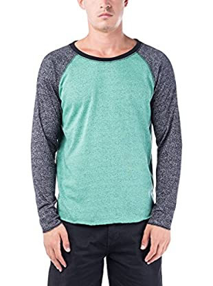 Hurley Longsleeve Dri-Fit Blocked Fleece Crew