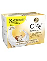Olay Ultra Moisture Beauty with Shea Butter Bar Soap