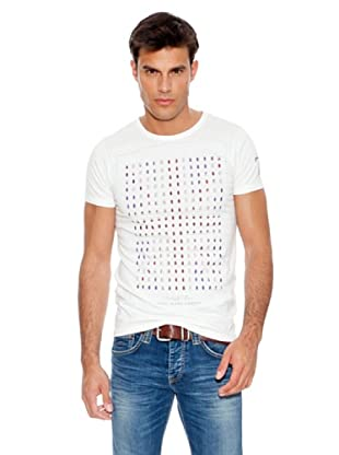 Pepe Jeans London Camiseta Philpot (Blanco)