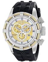 Invicta Men's 15781 Bolt Analog Display Swiss Quartz Black Watch