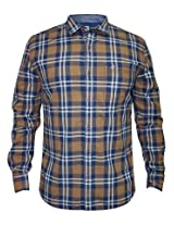 Numero Uno Brown Casual Shirt