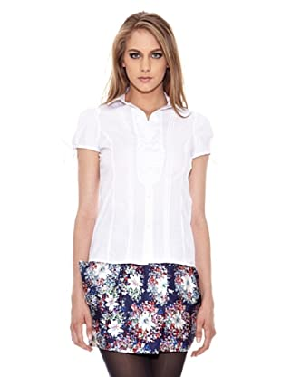 Pepe Jeans London Bluse Alexa Out (Weiß)