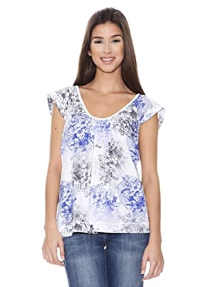 Tommy Hilfiger Camiseta Livia (Blanco)