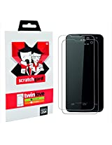 Original Scratchgard Twin Screen Protector for Micromax A94 Canvas Mad