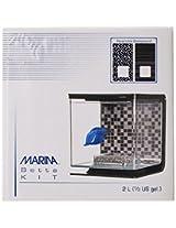 Marina Betta Kit Monochrome Theme, Large