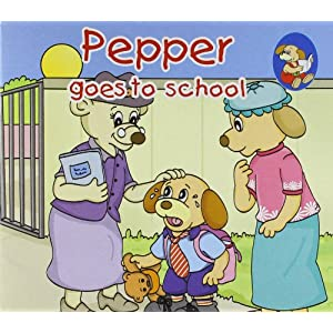 Pepper Goes To School