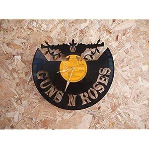 Samaya Guns n Roses Designed Wall Clock